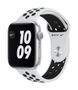 APPLE AW Nike Series 6 GPS 44mm Sil Alu Case Ant Plat Bl Sport