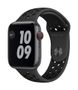 APPLE AW Nike Series 6 GPS Cell 44mm Sp Grey Alu Case Ant Bl Sport