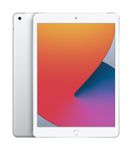"APPLE iPad 10.2"" Wi-Fi + Cellular 128GB - Silver (2020)"