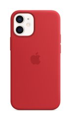 APPLE iPhone 12 mini Silicone Case with Magsafe (PRODUCT)RED