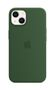 APPLE iPhone 13 Silicone Case with MagSafe Clover