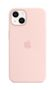 APPLE iPhone 13 Silicone Case with MagSafe Chalk Pink