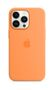 APPLE iPhone 13 Pro Silicone Case with MagSafe Marigold