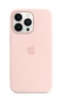 APPLE iPhone 13 Pro Silicone Case with MagSafe Chalk Pink