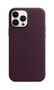 APPLE iPhone 13 Pro Max Leather Case with MagSafe Dark Cherry
