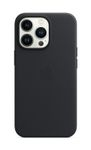 APPLE iPhone 13 Pro Leather Case with MagSafe Midnight
