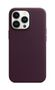 APPLE iPhone 13 Pro Leather Case with MagSafe Dark Cherry