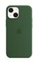 APPLE iPhone 13 mini Silicone Case with MagSafe Clover