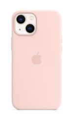 APPLE iPhone 13 mini Silicone Case with MagSafe Chalk Pink