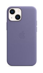 APPLE iPhone 13 mini Leather Case with MagSafe Wisteria