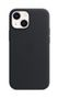 APPLE iPhone 13 mini Leather Case with MagSafe Midnight