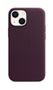 APPLE iPhone 13 mini Leather Case with MagSafe Dark Cherry