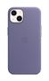 APPLE iPhone 13 Leather Case with MagSafe Wisteria