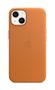APPLE iPhone 13 Leather Case with MagSafe Golden Brown