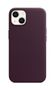 APPLE iPhone 13 Leather Case with MagSafe Dark Cherry