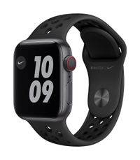 APPLE EOL AW Nike Series 6 GPS Cell 40mm Sp Gray Alu Case Ant Bl S