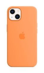 APPLE iPhone 13 Silicone Case with MagSafe Marigold