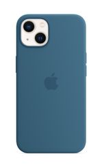 APPLE iPhone 13 Silicone Case with MagSafe Blue Jay