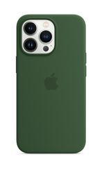 APPLE iPhone 13 Pro Silicone Case with MagSafe Clover