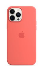 APPLE iPhone 13 Pro Max Silicone Case with MagSafe Pink Pomelo