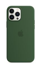 APPLE iPhone 13 Pro Max Silicone Case with MagSafe Clover