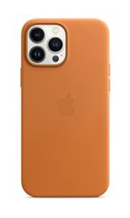 APPLE iPhone 13 Pro Max Leather Case with MagSafe Golden Brown