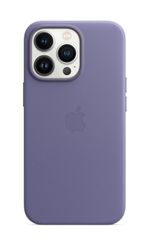 APPLE iPhone 13 Pro Leather Case with MagSafe Wisteria