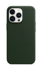 APPLE iPhone 13 Pro Leather Case with MagSafe Sequoia Green