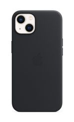 APPLE iPhone 13 Leather Case with MagSafe Midnight
