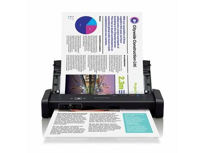 EPSON WORKFORCE DS-310 DOCUMENT SCANNER                 IN PERP (B11B241401)