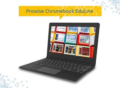 Prowise Prowise Chromebook EduLine 360 3 year warranty - Qwerty (PW.1.33004.0001)