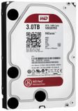WESTERN DIGITAL WD RED 3TB 3.5IN SATA6  IN