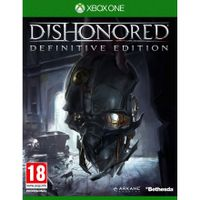 BETHESDA Dishonored Definitive Edition Xbox One (DISHONOREDDEFINITIVEEDTXONE)