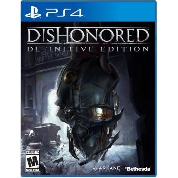 Dishonored Definitive Edition PlayStation 4