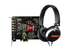 LIONTECH Creative SoundPack | SB Z + Headset