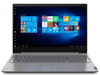 LENOVO V15-IIL I5-1035G1 1.0GHZ 15.6IN 8GB 256GB NOOPT W10P IRON GRAY IN (82C500A3MX)