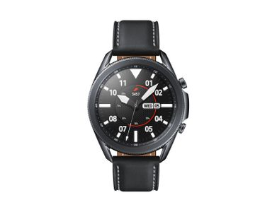 SAMSUNG GALAXY WATCH 3 45MM LTE (MYSTIC BLACK) (SM-R845FZKAEUD)