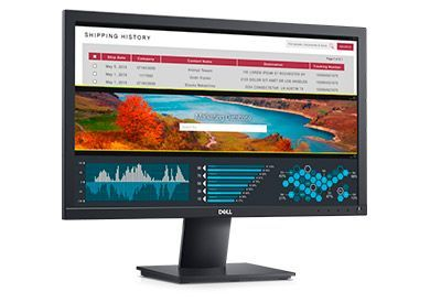 "DELL 22 Monitor | E2220H - 54.68 cm (21.5"") Black (DELL-E2220H)"