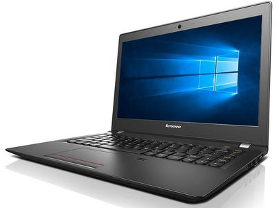 "LENOVO E31-70, Intel Core i3-5005U, 4GB, 128 GB SSD, 13.3"" HD AG LED, Wifi AC+BT4.0 (80KX01G2MX)"