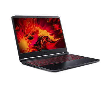 "ACER Nitro 5 AN515-55 15,6"" FHD 144 Hz GeForce GTX 1660 Ti, Core i7-10750H,  16 GB RAM, 512 GB SSD, Windows 10 Home (NH.Q7PED.008)"