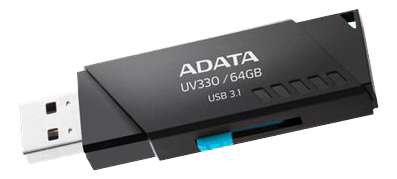 A-DATA UV330 (AUV330-64G-RBK)