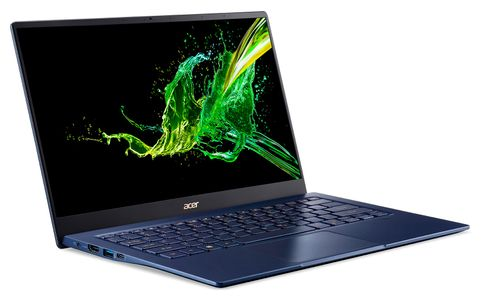 "ACER Swift 5 SF514-54 14"" Full HD (blå) Core i7-1065G7,  8 GB RAM, 1 TB SSD, Windows 10 Home (NX.AHGED.001)"
