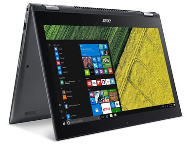 "ACER Spin 5 SP513-55N 13,5"" 2K touch (360 nits) Iris Xe Graphics, Core i7-1165G7, 16 GB RAM,1 TB SSD, Active Pen, Windows 10 Home (NX.A5PED.004)"