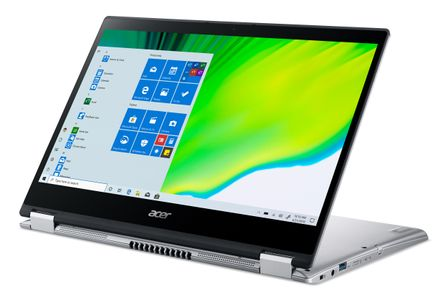"""ACER Spin 3 SP313-51N 13,3"""" WUXGA touch Iris Xe Graphics, Core i7-1165G7, 16 GB RAM,512 GB SSD, Active Pen, Windows 10 Home (NX.A6CED.00H)"""