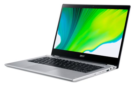 "ACER Spin 3 SP314-54N 14"" FHD touch Core i7-1065G7,  16 GB RAM, 1 TB SSD, Active Pen, Windows 10 Home (NX.HQ7ED.00F)"