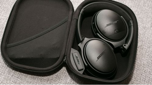 Bose QUIETCOMFORT35, WIRELESS, HDPH, BLACK (759944-0010)