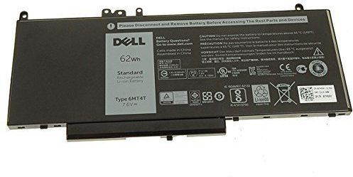 DELL Battery 6 Cell 62Whr (6MT4T)