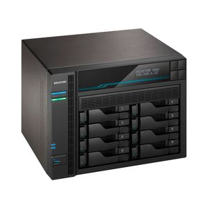 ASUSTOR AS-608T - NAS-server - 0 GB (90-AS6508T00-MD30)