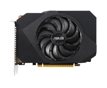 ASUS PH-GTX1650-4GD6 4GB GDDR6 HDMI DP DVI            IN CTLR (90YV0EH3-M0NA00)