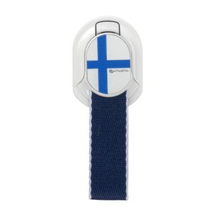 4smarts Loop-Guard Phoneholder Finland - Blue/ White (4S469186)